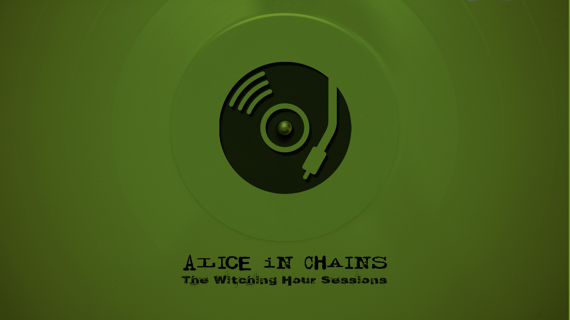 Witching Hour Sessions – Alice In Chains