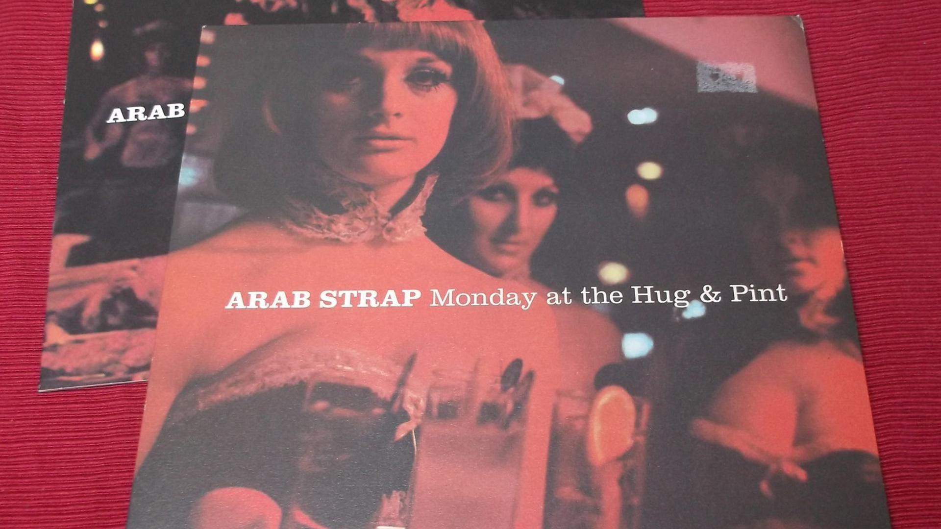 Witching Hour Session – Arab Strap – December 4th 2017