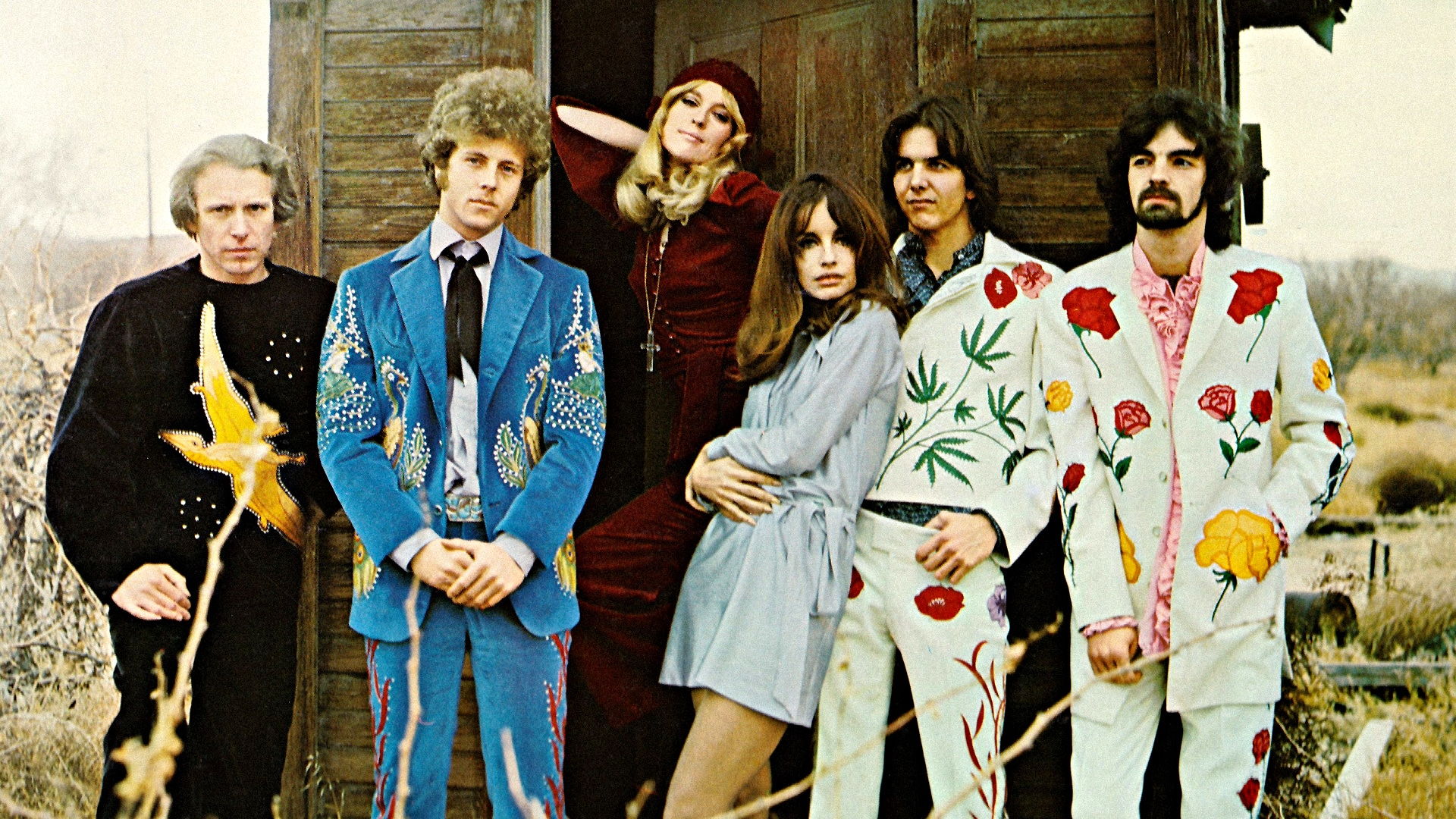 The Witching Hour Sessions – The Flying Burrito Brothers