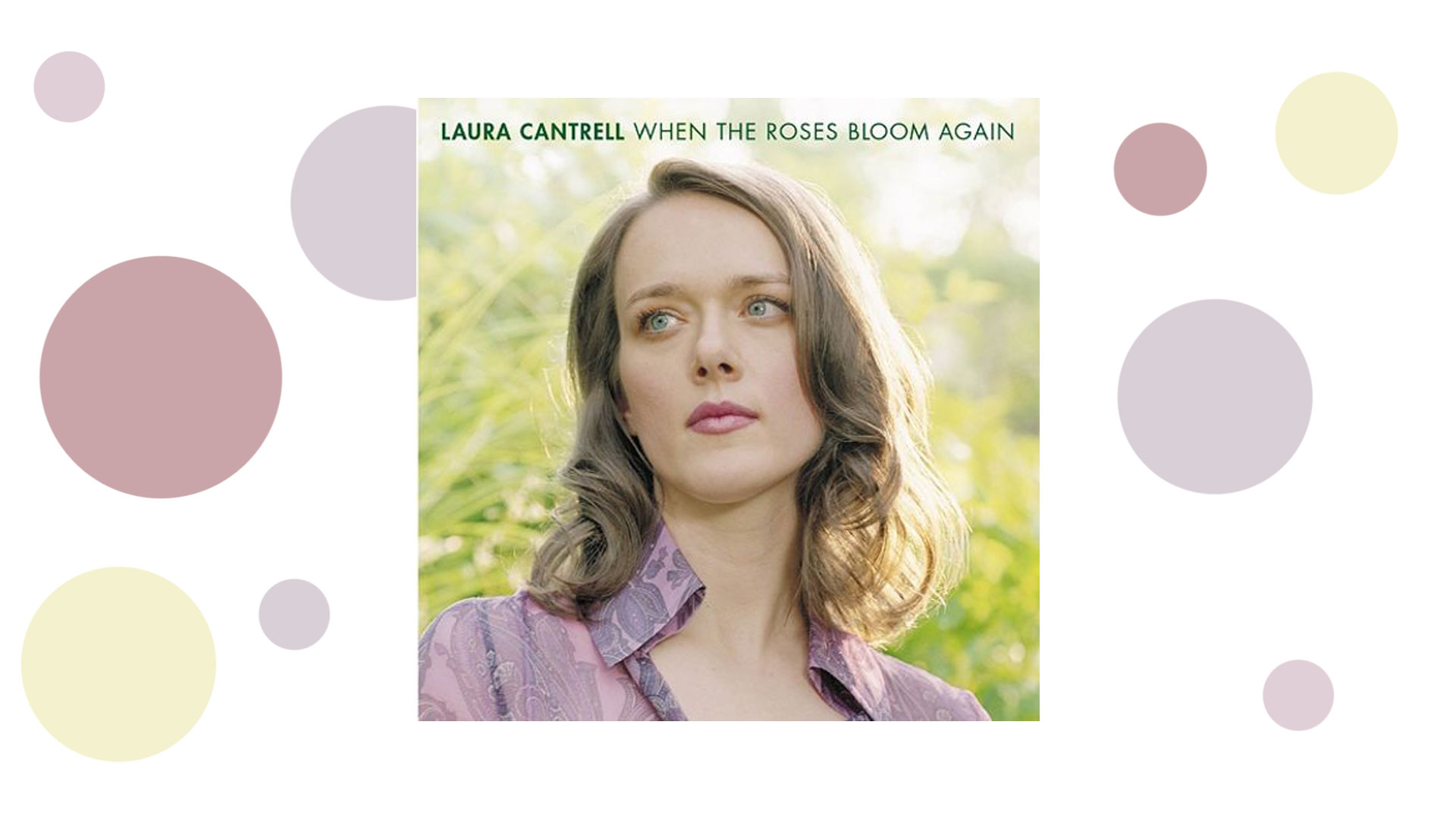 The Witching Hour Sessions – Laura Cantrell