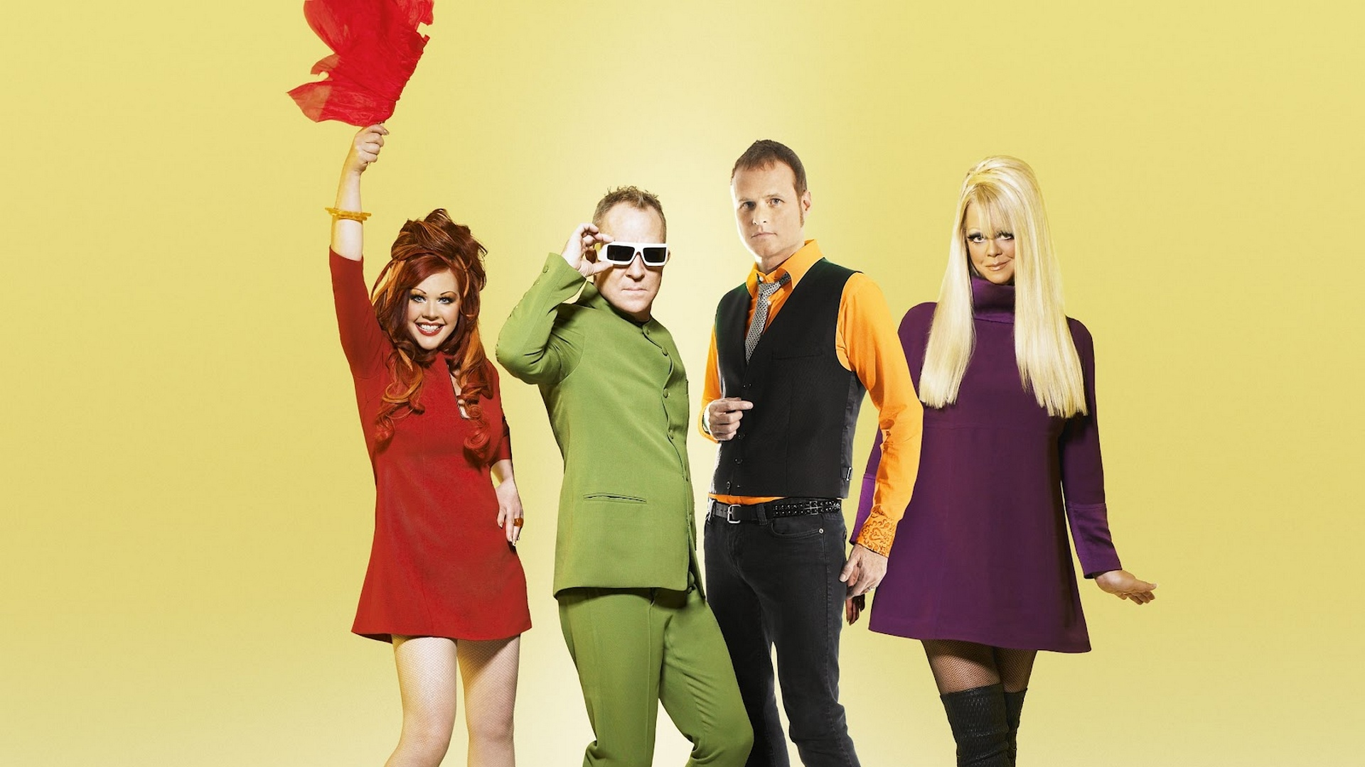 The Witching Hour Sessions – The B-52's