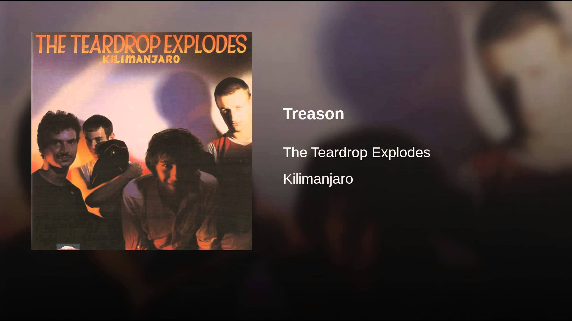 The Witching Hour Sessions – The Teardrop Explodes