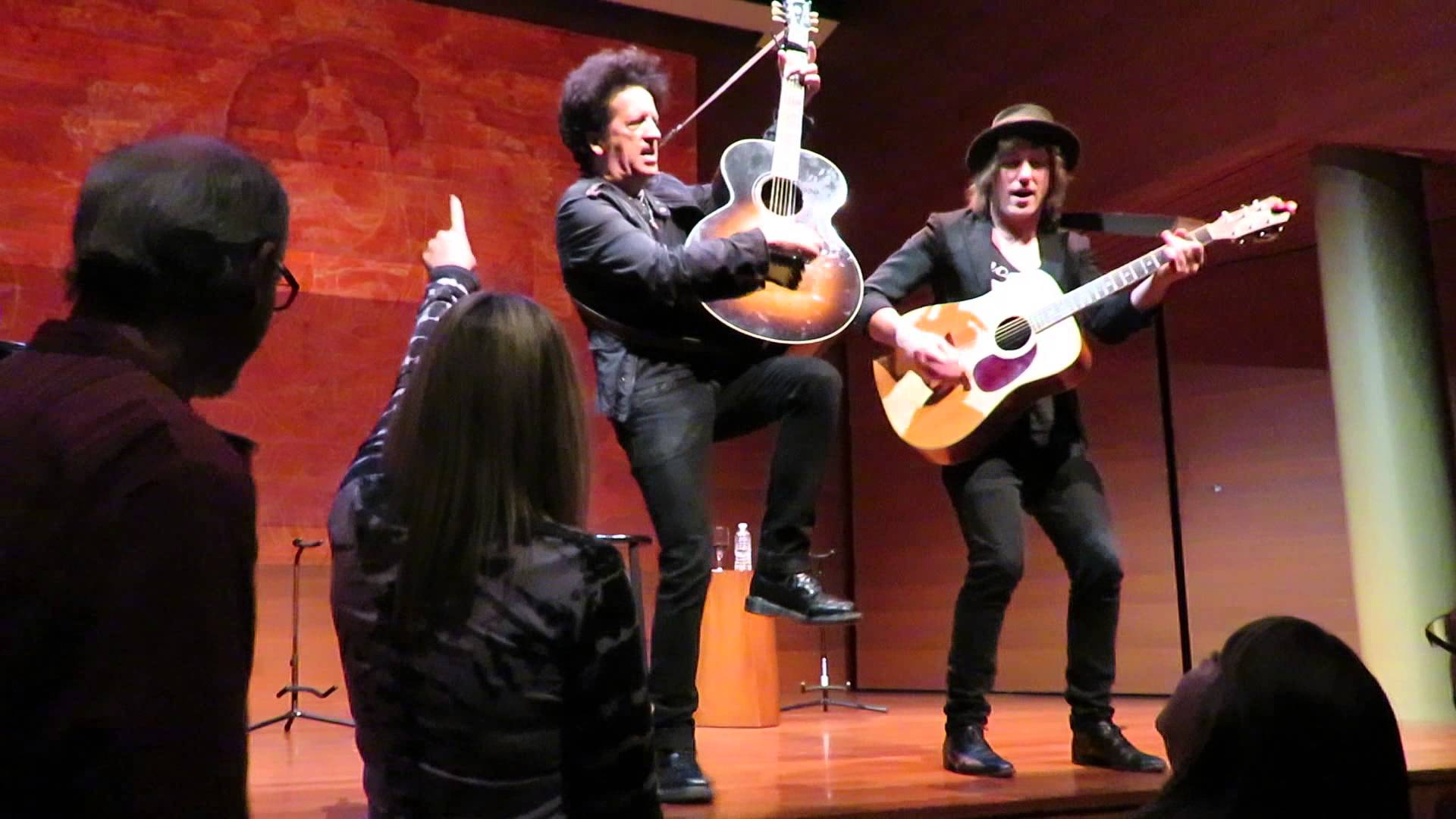 The Witching Hour Sessions – Willie Nile