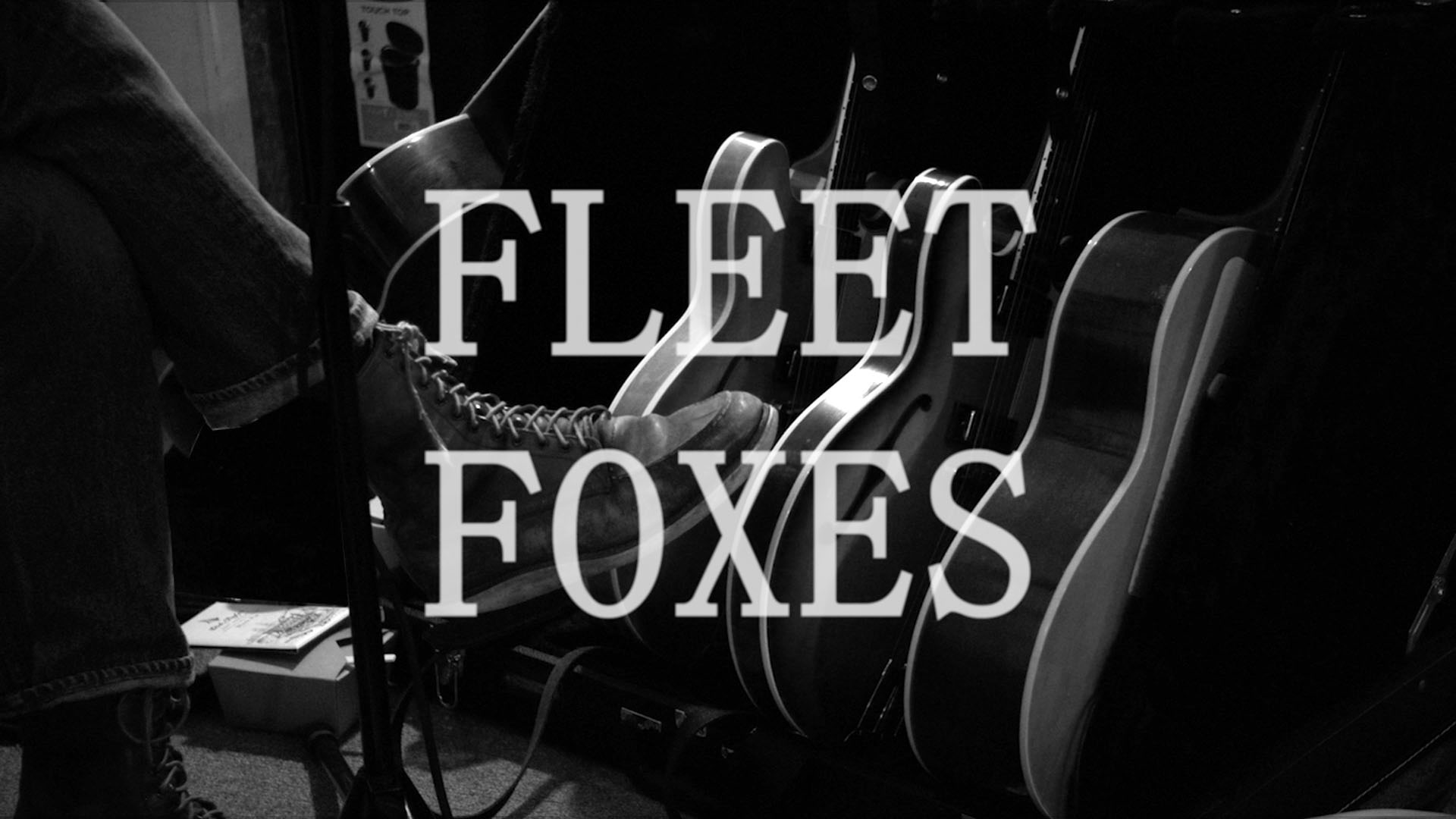 The Witching Hours Session – Fleet Foxes