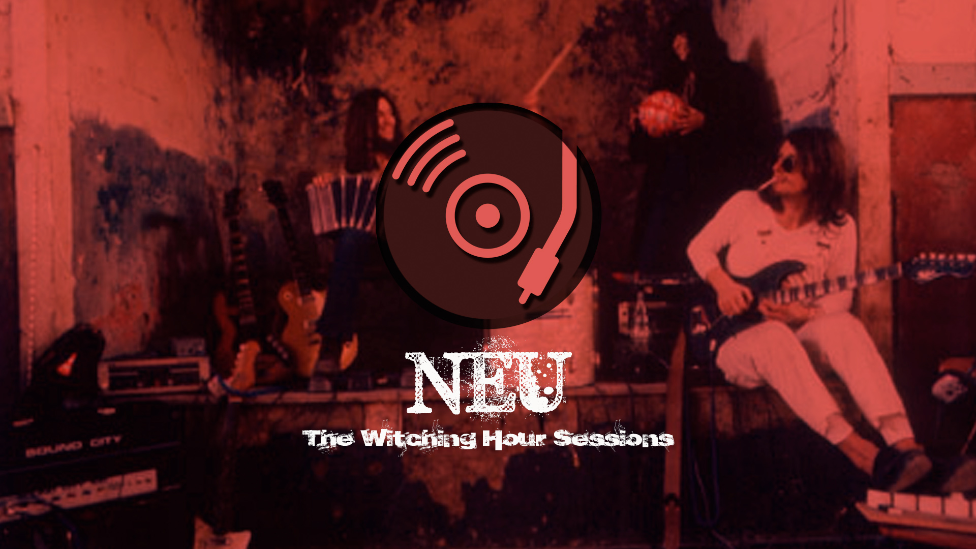 The Witching Hour Sessions – Neu