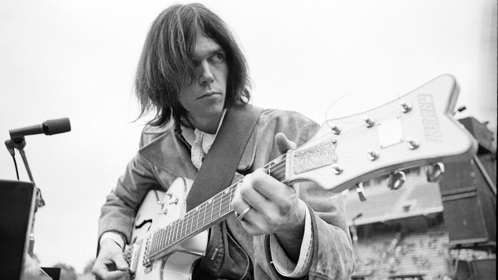 The Witching Hour Sessions – Neil Young
